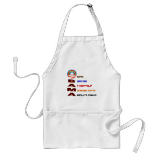 Anti Obama Collectibles Adult Apron