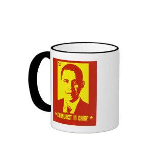 Anti Obama Communist Mug
