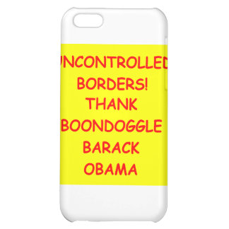 anti obama cover for iPhone 5C
