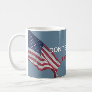 Anti Obama Don't Blame Me I Voted for Romney Coffee Mug