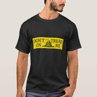 "anti Obama ""Dont Tread On Me"" T-shirt"