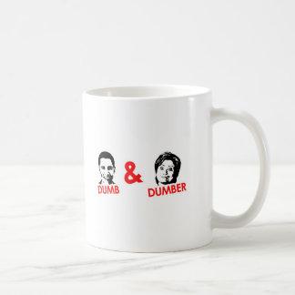 Anti-Obama - Dumb and Dumber Coffee Mug