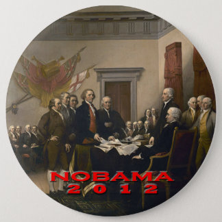 Anti-Obama election memorabilia Pinback Button