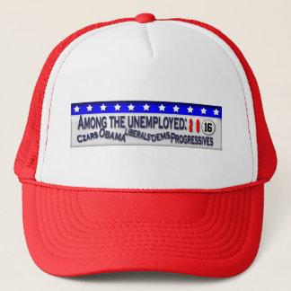 Anti Obama election memorabilia Trucker Hat