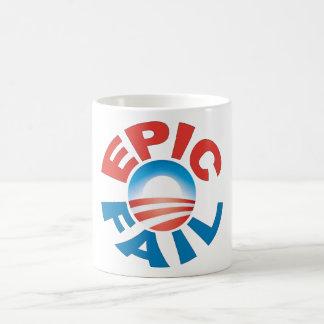 Anti-Obama Epic Fail mugs