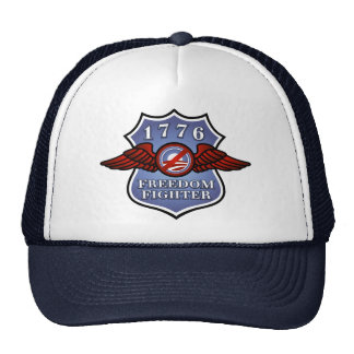 Anti-Obama Freedom Fighter Mesh Hats