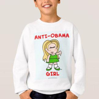 Anti-Obama Girl Sweatshirt