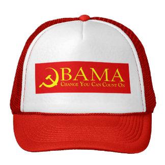 Anti-Obama Mesh Hats