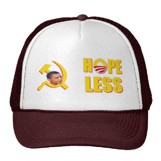 Anti Obama Hopeless Hat