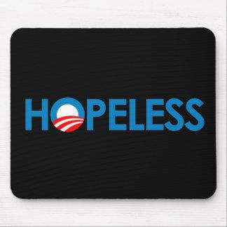 Anti-Obama - HOPELESS Mouse Pad