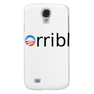Anti-Obama horrible