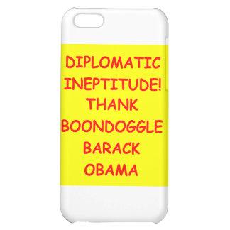 anti obama iPhone 5C case