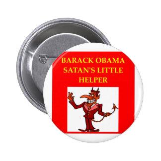 anti obama joke buttons