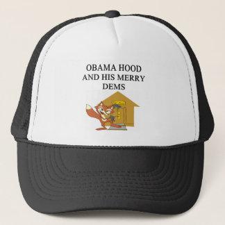 anti obama joke trucker hat