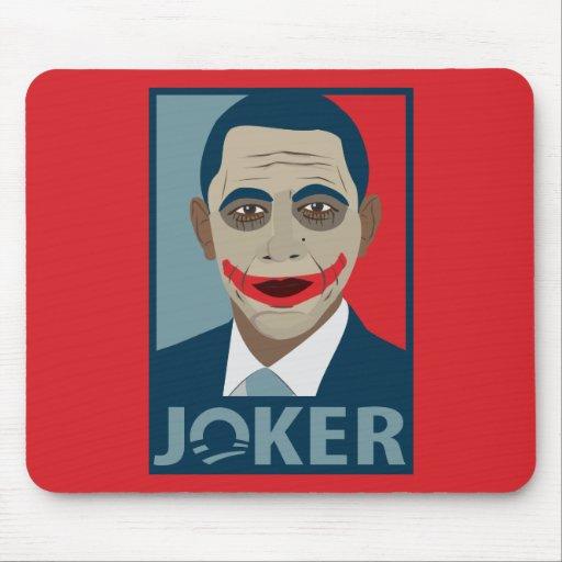 Anti-Obama Joker Mouse Pads
