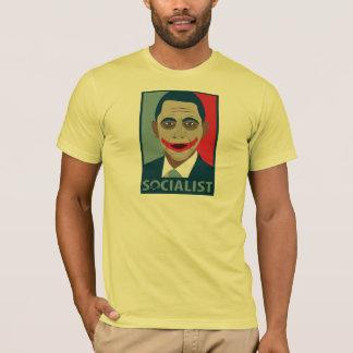 Anti-Obama Joker Socialist T-Shirt