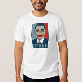 Anti-Obama Joker Tshirt