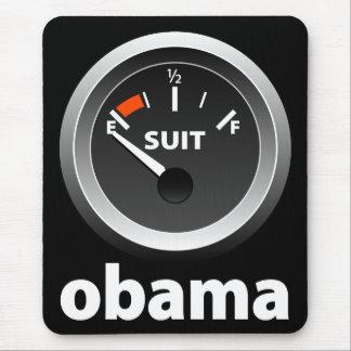 Anti-Obama: Juego vacío Tapete De Ratones
