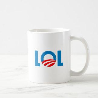 Anti-Obama - LOL Coffee Mug