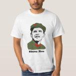 Anti Obama Mao Politics T shirt Conservative