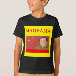 anti obama MAOBAMA T-Shirt