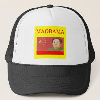 anti obama MAOBAMA Trucker Hat