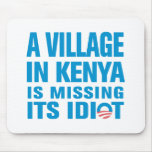 Anti Obama Mouse Mat