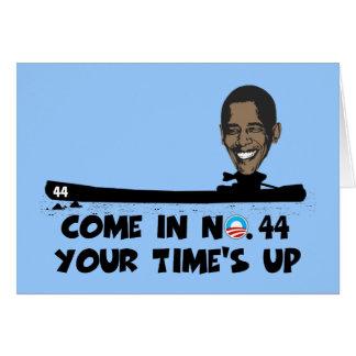 Anti Obama no.44 Card
