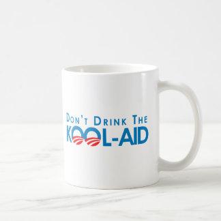 Anti-Obama - no beba la kool-ayuda Tazas