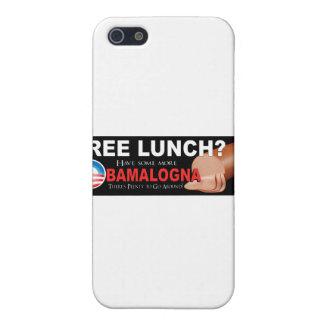 ¡Anti-Obama no más de Boloney iPhone 5 Fundas