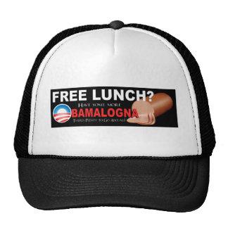 ¡Anti-Obama no más de Boloney Gorras
