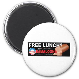 ¡Anti-Obama no más de Boloney Imán De Frigorifico