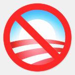 Anti-Obama, Nobama Sticker