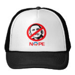 Anti-Obama - Nope Gorras De Camionero