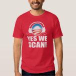 Anti Obama NSA Snooping Scandal Shirt