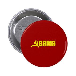 Anti-Obama - Obama is a Communist Button