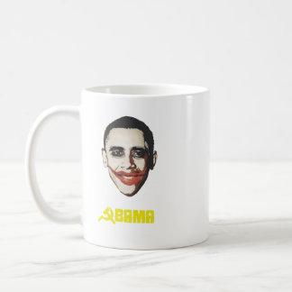 Anti-Obama - Obama is a Communist Coffee Mugs