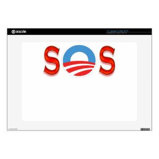 "Anti Obama, Obamacare 15"" Laptop Skin"