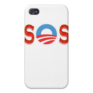 Anti Obama, Obamacare iPhone 4 Case