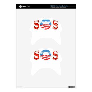 Anti Obama, Obamacare Xbox 360 Controller Skins