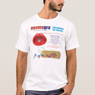 Anti Obama - Obamagra T-Shirt