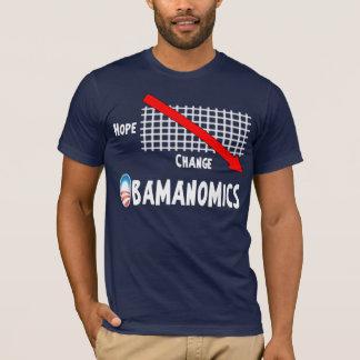 Anti Obama Obamanomics T-Shirt