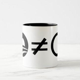 Anti-Obama Objectivist mug