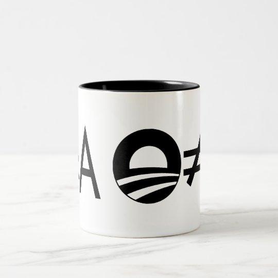 Anti-Obama Objectivst mug