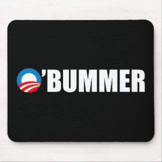 Anti-Obama - Obummer Mouse Pad