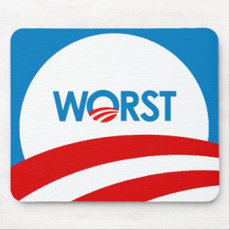 Anti-Obama - peor Alfombrilla De Ratones