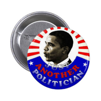 Anti-Obama Pinback Button