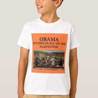 anti obama plantation T-Shirt