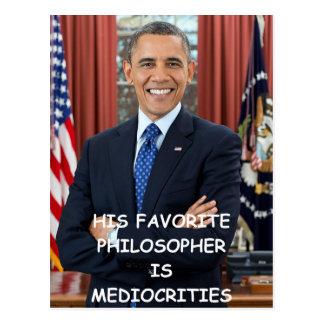 anti obama post cards