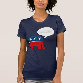 Anti-Obama - PRO-GOD PRO-GUNS ANTI-OBAMA T-shirt